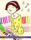 Quaderno di Musica Pentagrammato: Quadernone con pentagrammi per la musica (21,59 x 27,94 ...