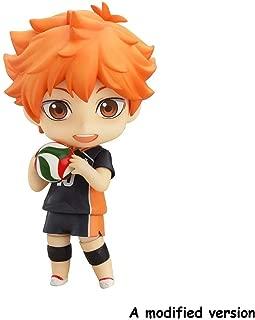 Boyang Haikyuu: Shoyo Hinata Nendoroid Action Figure-4in (Cute)