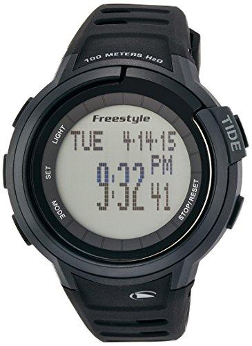 Freestyle Unisex 103001 Mariner Round Black Yacht Timer LCD Watch