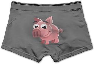 VANMASS Mems Heart Pit Bull Terrier Underwear Sport Quick Dry Boxer Briefs