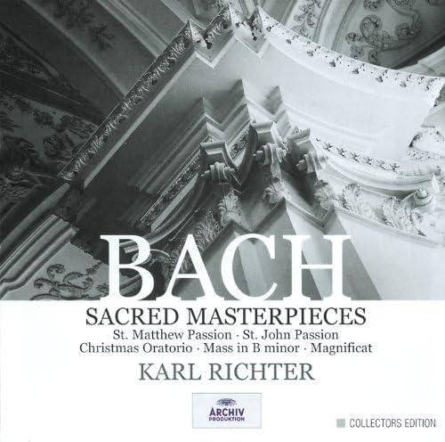 ミュンヘン・バッハ管弦楽団 & カール・リヒター