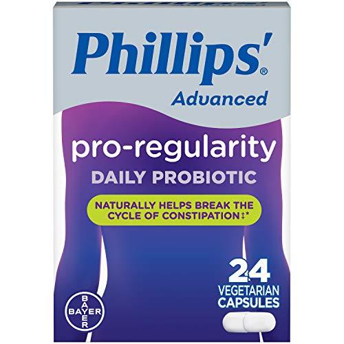 Phillips' Advanced Pro-Regularity…