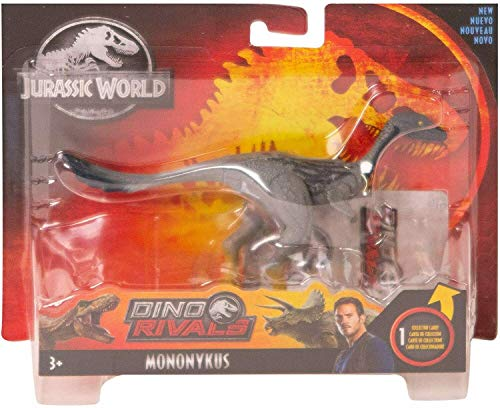NEW SEALED Jurassic World Camp Cretaceous Attack Pack Mononykus Action Figure