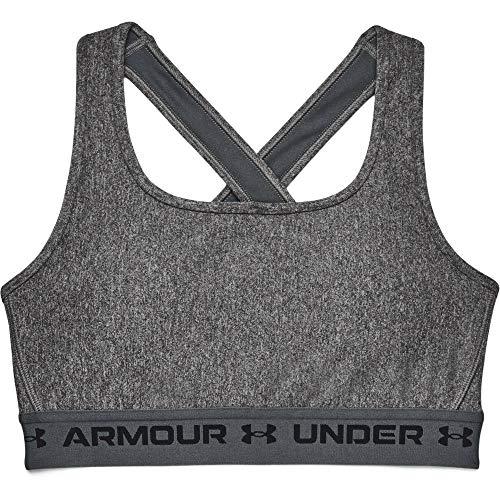 Under Armour Crossback Mid Sport-BH Damen F019