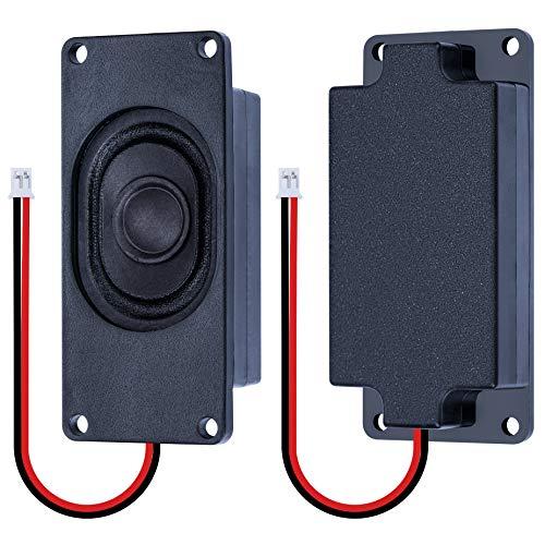 CQRobot-Lautsprecher 8 Ohm 3 Watt für Arduino, JST-PH2.0-Schnittstelle. Es ist ideal für eine Vielzahl Kleiner elektronischer Projekte.