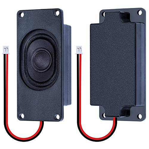 CQRobot Speaker 3 Watt 8 Ohm Compatible With Arduino Motherboard, JST-PH2.0...