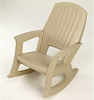 Best hard plastic rocking chair Reviews