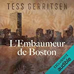 Couverture de L'Embaumeur de Boston