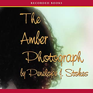 The Amber Photograph audiobook cover art