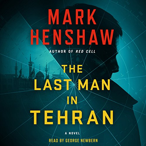 The Last Man in Tehran audiobook cover art