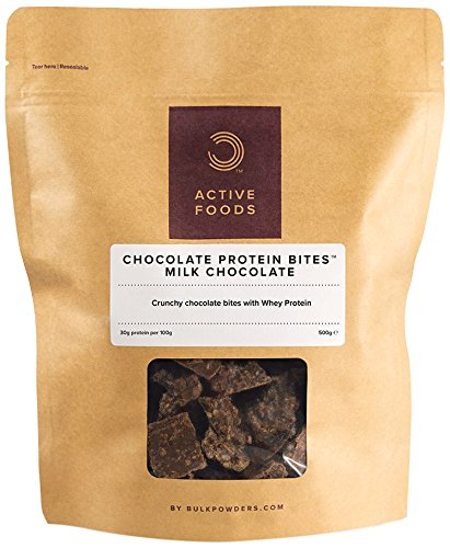 Bulk 500 g Chocolate Milk Protein Bites