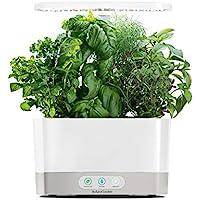 AeroGarden Harvest Indoor Garden with Gourmet Herb Seed Pod Kit (White) + $10 Kohls Cash