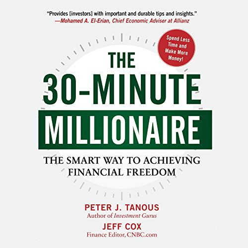The 30-Minute Millionaire audiobook cover art