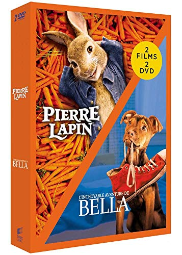 Pierre Lapin + l'incroyable Aventure de Bella