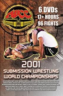 adcc submission wrestling world championship