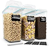 Top Quality Cereal Container Storage Set 3 Pc...