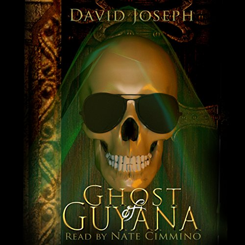Ghost of Guyana audiobook cover art