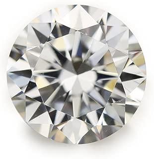 100pcs 5.0mm AAAAA Round Machine Cut Loose Cubic Zirconia CZ Stone Best Quality (5.0mm 100pcs)