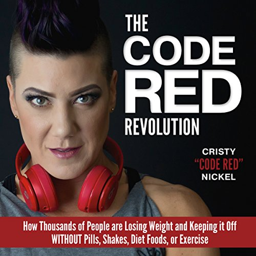 The Code Red Revolution audiobook cover art