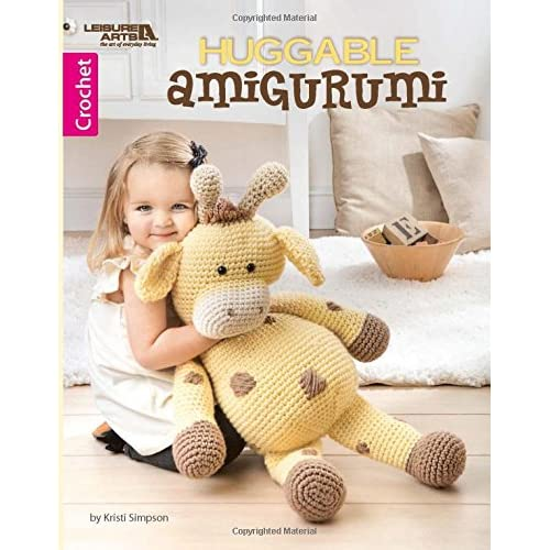 Huggable Amigurumi | Crochet | Leisure Arts (7163)