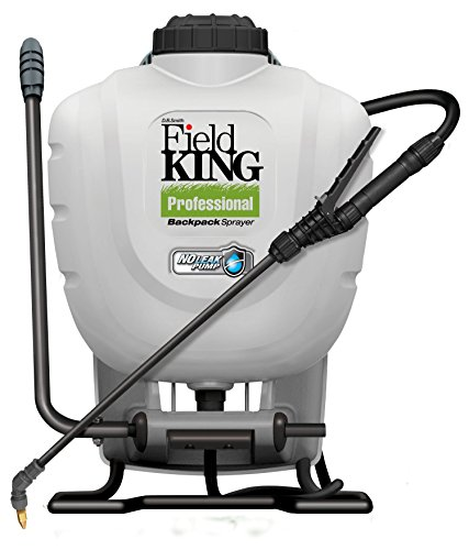 Field King 190328 Backpack Sprayer, 4 Gallon,