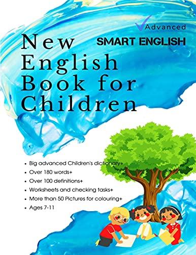 New English Book For Children (Advanced): Smart English. A partir de 7 años