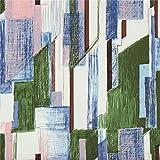 Bunter Feinköper mit abstrakten Formen von Kokka