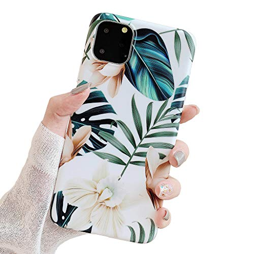 Bakicey iPhone 11 Pro Max hoesje, iPhone Xr hoes soft flex silicone case ultradun telefoonhoesje TPU bumper cover bescherming tasje shell beschermhoes voor iPhone XS Max/iPhone X, iPhone 11 (6,1), Marmer 02