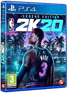 NBA 2K20 Legend Edition (PS4) (輸入版)