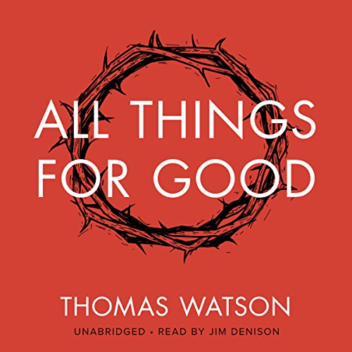 All Things for Good audiobook cover art