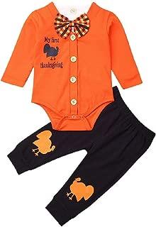 Best newborn first thanksgiving outfit Reviews