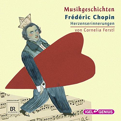 Frédéric Chopin - Herzenserinnerungen audiobook cover art