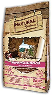 Natural Greatness Pienso seco para Gatos Receta Sensitive