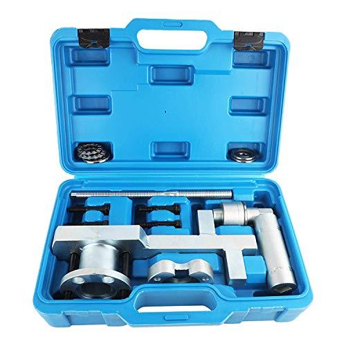 DPTOOL Crankshaft Crank Puller Pulley Set for Jaguar Land Rover 3.0lt (V6) & 5.0lt (V8)