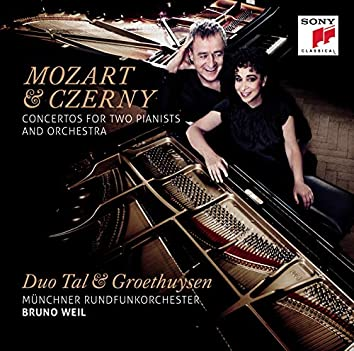 Mozart & Czerny: Concertos for Two Pianists and Orchestra