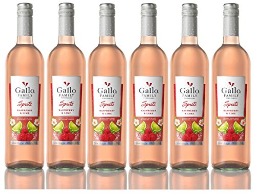 Gallo Family Spritz Himbeer Limette 5,5% vol 6 x 0,75l