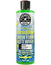 Chemical Guys Honeydew Snow Foam Car Wash Soap and Cleanser 16 oz, CWS_110_16