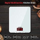 Zoom IMG-1 accuweight bilancia digitale da cucina