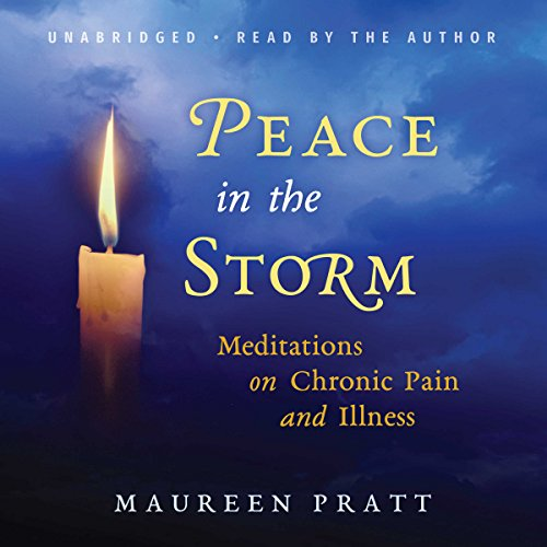 Peace in the Storm audiobook cover art