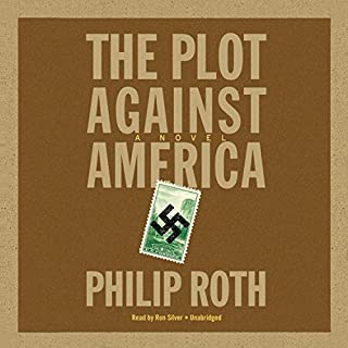 The Plot Against America audiobook cover art