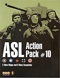 MMP: ASL Action Pack #10, module for the ASL Advanced Squad Leader Game Series