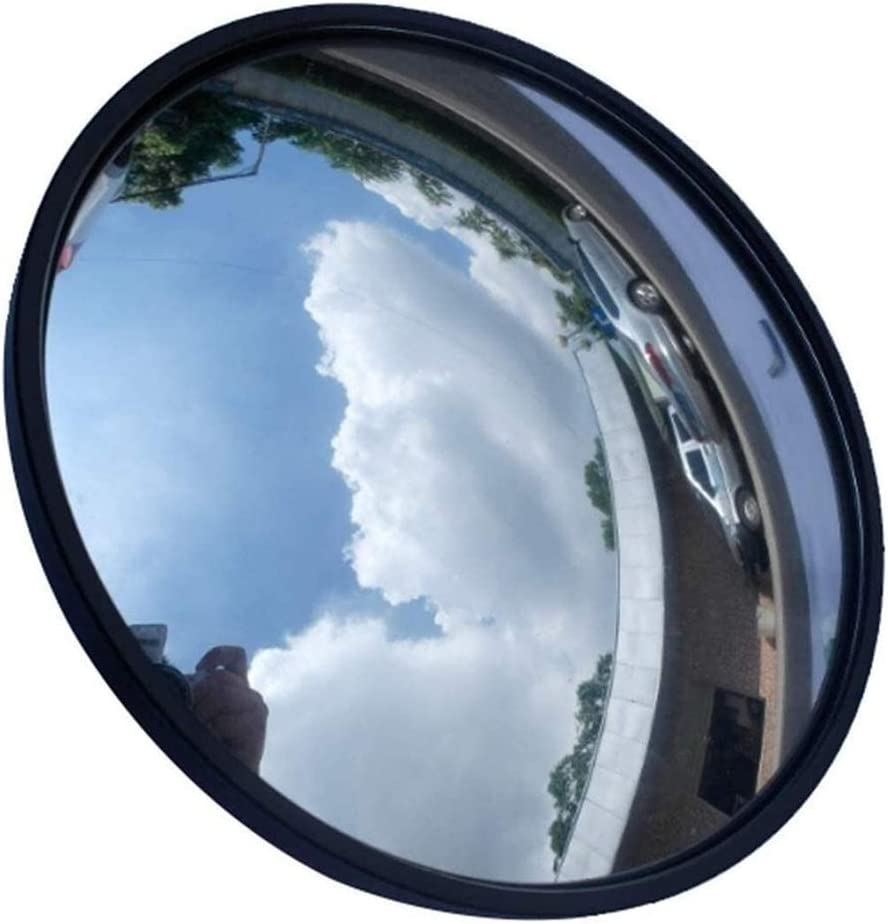 Convex Mirror Adjustable Safety New products world's highest quality popular Wide-Ang Jacksonville Mall Traffic Outdoor Mirrors