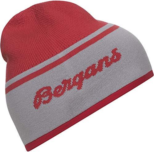 Bergans Seamless Beanie Light Dahlia red/alu 2020 Kopfbedeckung