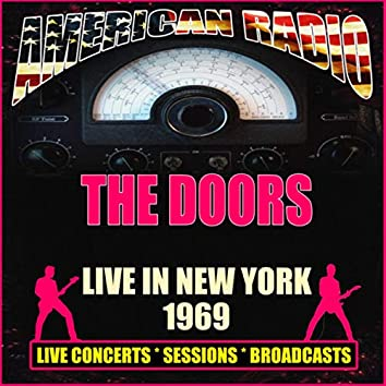 Live in New York 1969 (Live)