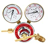 Yaetek Welding gas welder acetylene Regulator for torch cutting kits CGA 510