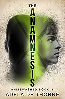 The Anamnesis: A YA Sci-Fi Adventure (Whitewashed Book 3) by [Adelaide Thorne, Darren Todd]