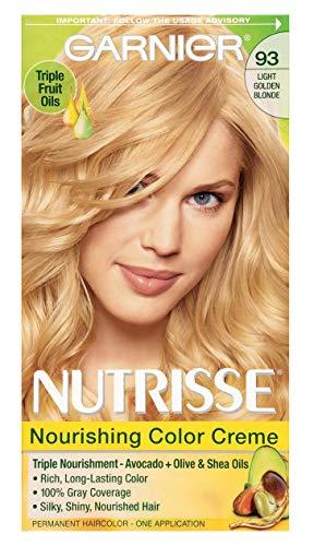 Garnier Nutrisse #93 Light Golden Blonde Honey Butter (Haarfarbe)