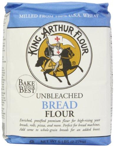 King Arthur, Special Bread Unbleached Flour, 5 lb