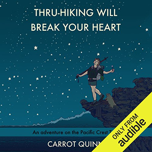 Thru-Hiking Will Break Your Heart     An Adventure on the Pacific Crest Trail              Autor:                                                                                                                                 Carrot Quinn                               Sprecher:                                                                                                                                 Erin Spencer                      Spieldauer: 14 Std. und 21 Min.     15 Bewertungen     Gesamt 4,1