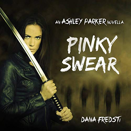 Pinky Swear audiobook cover art